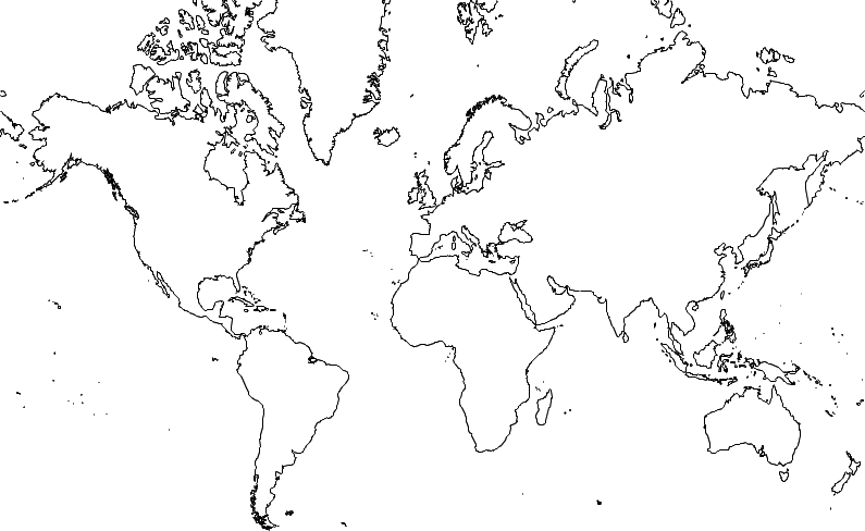 World map mr kriers history 7 download blank map gumiabroncs Image collections